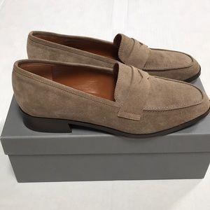 cb5506f6bc5 Aquatalia Shoes - Aquatalia Sharon suede loafers